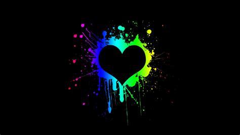 hd wallpaper of love heart valentine love heart for widescreen hd wallpaper of love