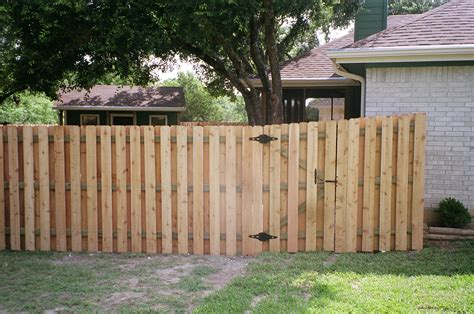 wood fence designs ideas kitchentoday