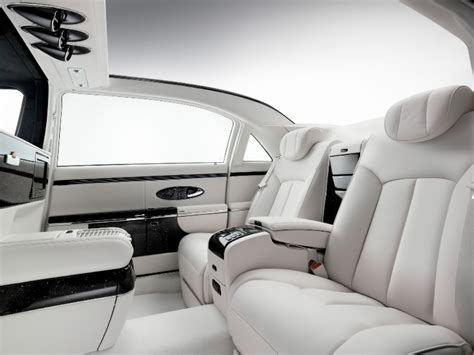 maybach landaulet interior of the most luxurious car 2011 interior design tomorrow started