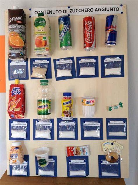 alimenti non contengono zuccheri quanto zucchero contengono certi cibi e bevande
