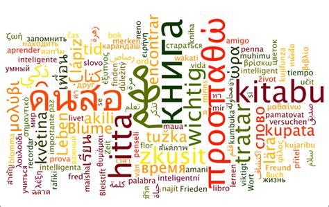 Of Language languages explore the world