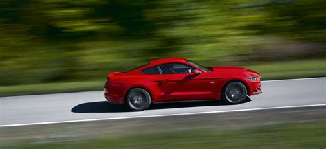 aussie mustang ford unveils aussie mustang geelong indy