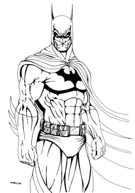 batman coloring pages coloringrocks
