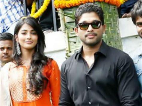 actress name of dj movie mohenjo daro actress pooja hegde to romance allu arjun