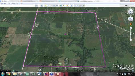 quarter section land genea musings finding henry carringer s land in louisa