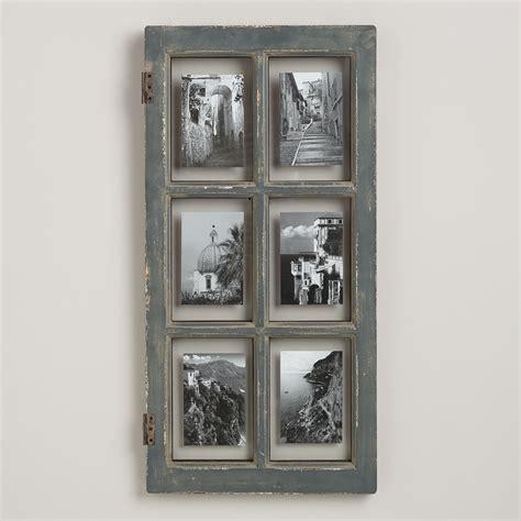 Bathroom Mirror Frames Diy Gray Windowpane Frame World Market