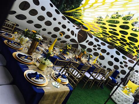 blue and yellow decor kagisho catering centurion cylex 174 profile