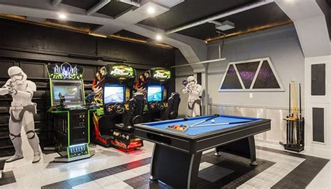 Home Cinema Room Design Tips the choice vacation 10 star wars themed rentals in a