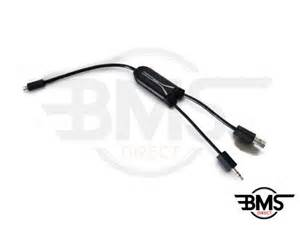 Lightning To Car Aux Bmw Mini Lightning Charger Adaptor Bms Direct Ltd