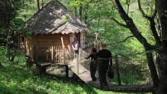 thannenkirch des cabanes chambres d h 244 tes dans les arbres