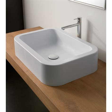 scarabeo bathroom sinks scarabeo 8307 bathroom sink next nameek s