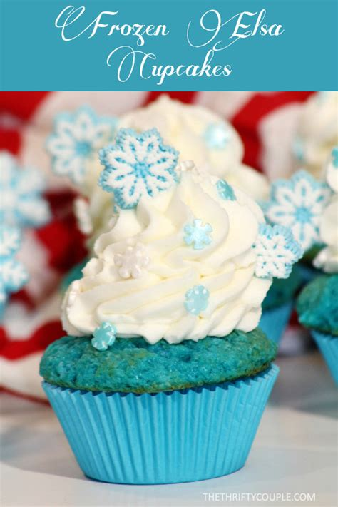 disney frozen cupcakes on pinterest super simple disney frozen cupcake recipe and decorating