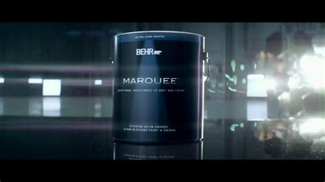 behr paint marquee tv commercial the science ispot tv