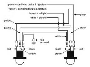 Sierra tail light wiring diagram besides 4 way switch wiring diagram