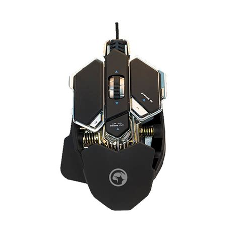 Mouse Marvo M 908 jual beli marvo g908 wired gaming mouse with macro baru