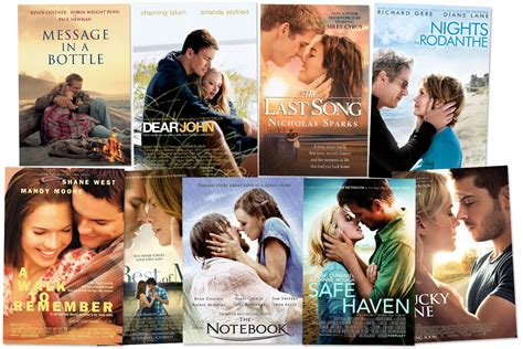 film terbaik nicholas sparks the films of nicholas sparks ranked vanity fair