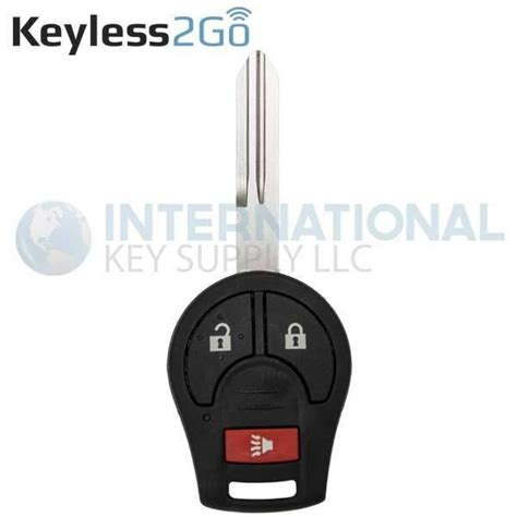 Nissan Cube Key Fob Battery Keyless2go Nissan Rogue Cube Juke Remote Key Fob