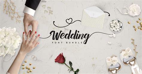 Wedding Font Bundle by Lindsay S Ramblings New Wedding Font Bundle And A Freebie
