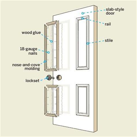 Hollow Doors by 25 Best Ideas About Hollow Doors On Door