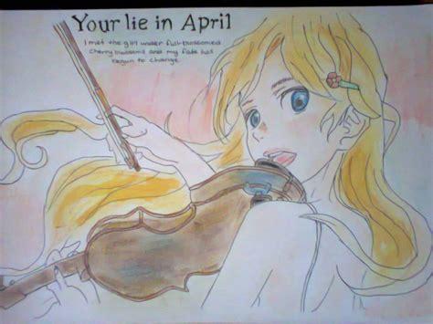 drakorindo your lie in april your lie in april by anne727 on deviantart