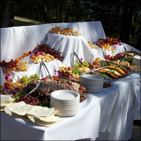 Wedding Finger Food Ideas by Tips To Choose Wedding Reception Food Ideas Margusriga