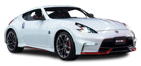 nissan car png white nissan 370z nismo car png image pngpix