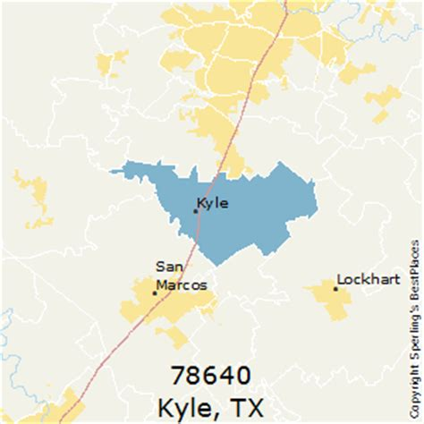 where is kyle texas on the map best places to live in kyle zip 78640 texas