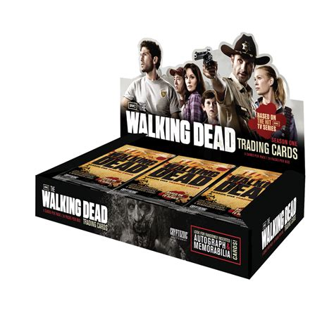Gift Card Trading Site - the walking dead trading cards season one cryptozoic entertainment