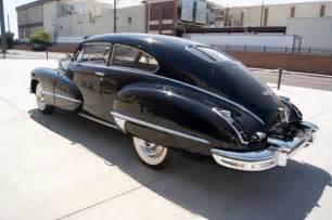 1947 Cadillac Sedanette For Sale 1947 Cadillac Series 62 Sedanette Base 5 7l For Sale