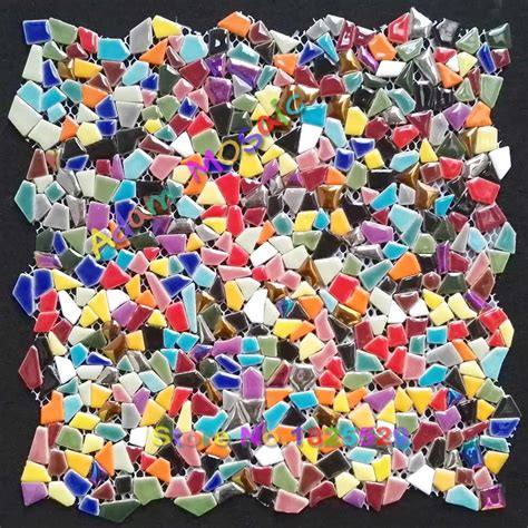 multi colored walls mosaic tile colors backsplash iridescent glass mosaic