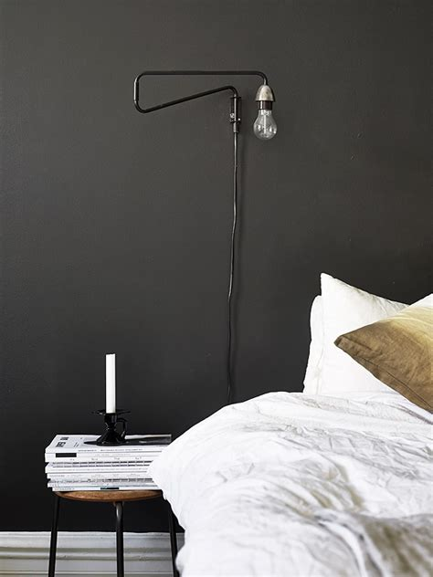 black bedroom walls black bedroom wall coco lapine designcoco lapine design