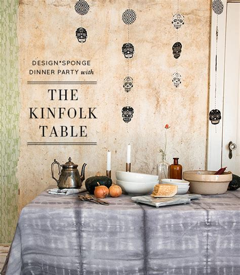 The Kinfolk Table by Dinner An Autumnal Meal With The Kinfolk Table