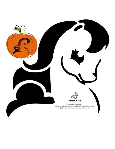 printable pumpkin stencils cute cute my little pony pumpkin pattern easy version woo