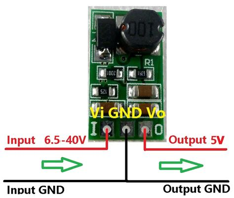 Kia7909pi Ic Negative Regulator 9v 1a 1a 6 5 40v to 5v dc dc converter buck module replace to 220 l7805 lm7805 ldo ic dd4012sa 5v