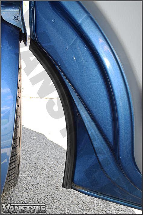 front door rubber seal genuine vw t5 t6 front door rubber gasket seal trim vanstyle