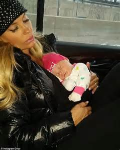 Coco Baby Coco Awkwardly Breastfeeds Baby Chanel In Car
