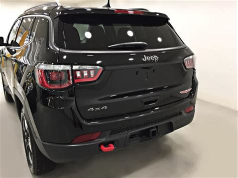 2017 jeep compass sunroof 2017 jeep compass trailhawk 4x4 sunroof navigation