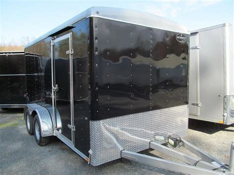 integrity trailers enclosed landscape cargo enclosed