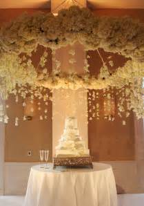 Chandelier Wedding Centrepieces Suspended Wedding Centerpieces Floral Chandeliers