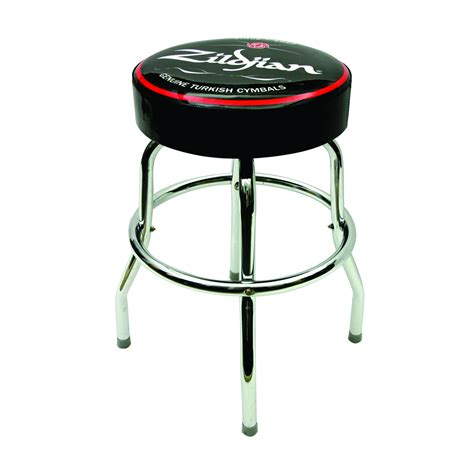 sgabello fender zildjian 24 quot bar stool t3402
