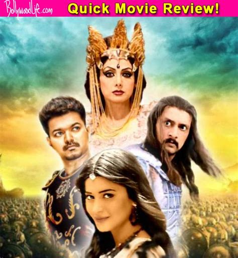 fantasy film beginning with a puli quick movie review vijay s fantasy flick off to a