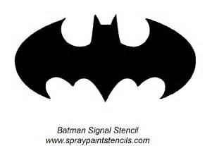 bat stencil cliparts co
