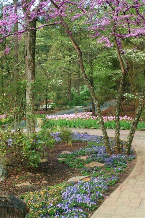 garvan woodland gardens springs ar arkansas