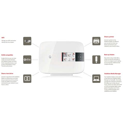 Vodafone Station 2 vodafone station 2 shg1500 adsl 3g wireless router 14