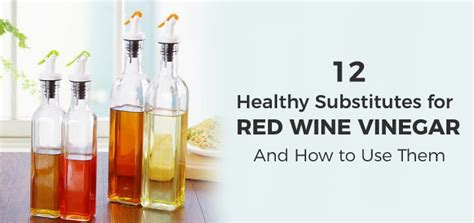 top 28 white wine vinegar substitute excellent white