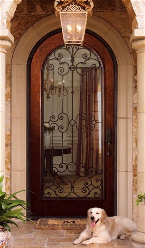 Tuscan Front Doors Pin By Carrie Vasquez Grumbles On Home Is Where The Is Pinte