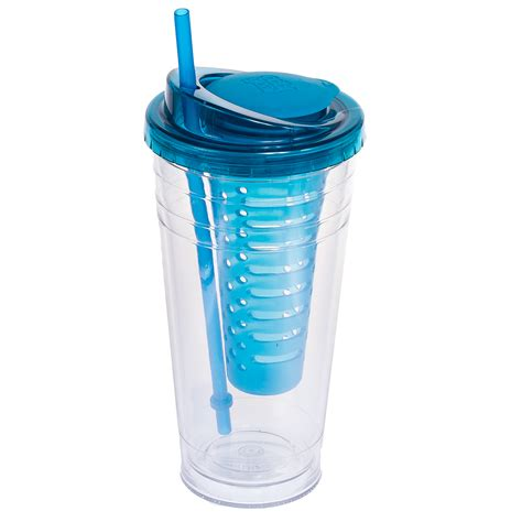 gear 2 go cool gear blue eco 2 go gel chiller 23 oz insulated flavor