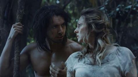 whos that girl in the tarzan geico geico tv commercial tarzan fights over directions it s