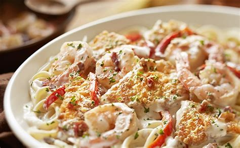 Olive Garden Chicken Carbonara Recipe by Every Pasta Dinner At Olive Garden Ranked Eat This