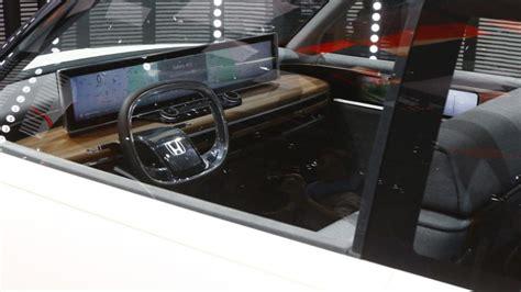 Lu Depan Mobil X Mobil Konsep Honda Bergaya Retro Fastnlow Net